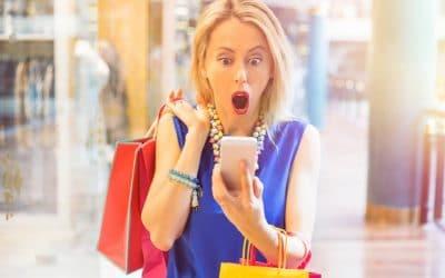 Pourquoi envoyer une campagne SMS peut booster vos ventes pendant les soldes ?