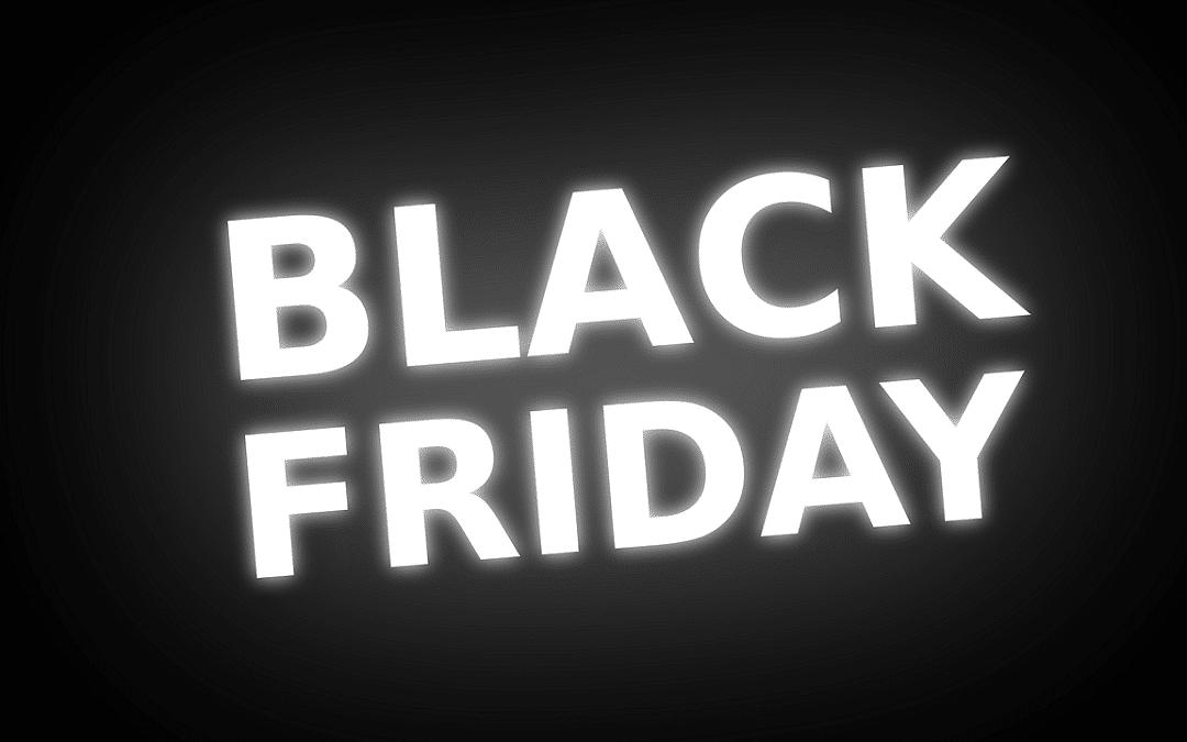 Black Friday 2020 : les meilleures offres pour le Webmarketing & Référencement