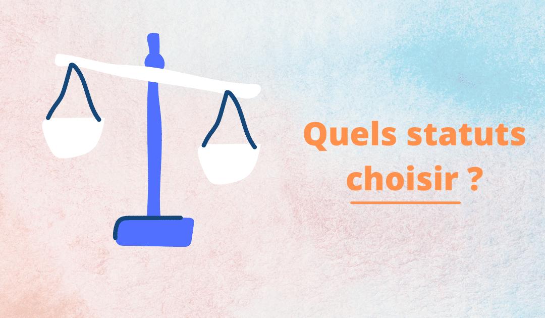 Quel est le meilleur statut juridique pour créer un internet ?